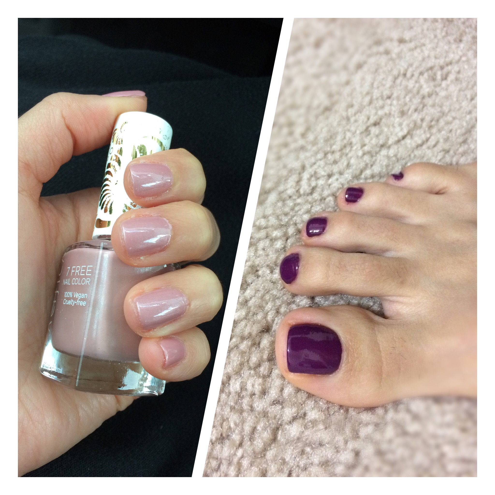 My Pacifica Nail Polishes! – Jocey\'s Beauty Files